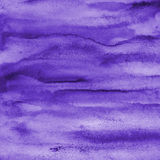 Abstract lilac watercolor on paper texture as background Royalty Free Stock Photos