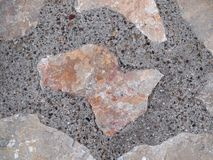 Abstract limestone background royalty free stock photo