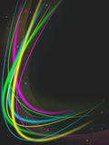 Abstract line background Royalty Free Stock Photography