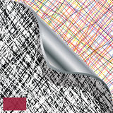 Abstract line background Stock Image
