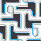 Abstract line design background Stock Photo