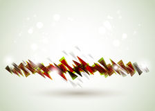 Abstract line Royalty Free Stock Photo
