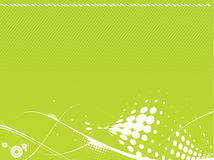 Abstract line halftone background Royalty Free Stock Photos