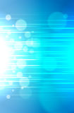 Abstract Line Lights Background Stock Image