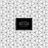 Abstract line mesh web style pattern. Vector royalty free illustration