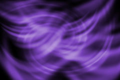 Abstract line with twirl purple background Royalty Free Stock Photos