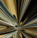 Abstract linear color background. Stock Photography