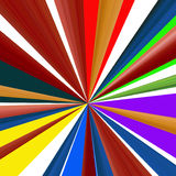 Abstract linear color background. Royalty Free Stock Photo
