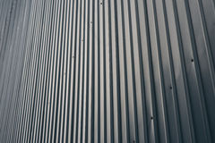 Abstract linear Metal structure Stock Images