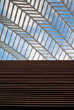 Abstract lines royalty free stock images