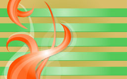 Abstract lines Royalty Free Stock Photography