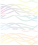 Abstract lines. On the white royalty free illustration