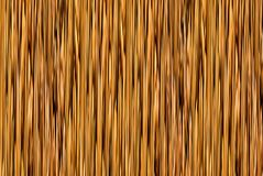 Abstract lines background dark golden vertical stripes rays textured pattern, the effect of the trunk Royalty Free Stock Image