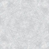 Abstract lines. Background illustration with dashed lines that intersect Stock Photography