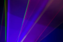 Abstract lines colorful background Royalty Free Stock Photos
