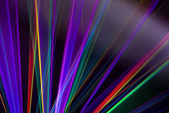 Abstract lines colorful background Royalty Free Stock Images