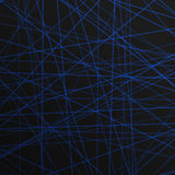 Abstract lines laser for background Royalty Free Stock Photos