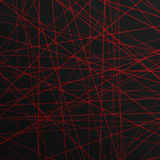 Abstract lines laser for background Royalty Free Stock Images