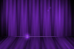 Abstract lines purple background Royalty Free Stock Photos