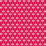 Abstract lines seamless pattern. Abstract pattern of indonesian batik Royalty Free Stock Photos