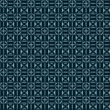Abstract lines seamless pattern. Abstract pattern of indonesian batik Royalty Free Stock Images