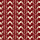 Abstract lines seamless pattern. Abstract pattern of indonesian batik Stock Photo