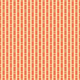 Abstract lines seamless pattern. Abstract pattern of indonesian batik Royalty Free Stock Photography