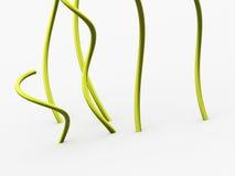 Abstract lines, spiral concept Stock Photos