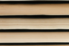 Abstract lines. Stack of books Stock Photos