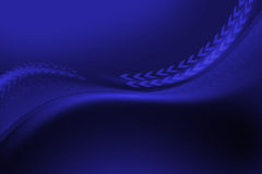 Abstract lines texture blue background Stock Image