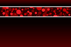 Abstract Liquid Background. Abstract dark red background with red blood cells-like liquid Stock Photos