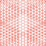 Abstract living coral pattern stock illustration