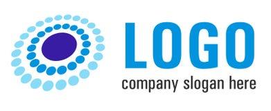 Abstract logo Royalty Free Stock Photo