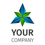 Abstract logo Royalty Free Stock Image