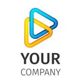 Abstract logo Royalty Free Stock Photography