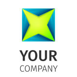 Abstract logo Royalty Free Stock Photos