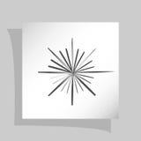 Abstract Logo Icon Royalty-vrije Stock Afbeelding