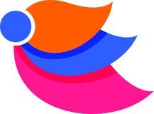 Abstract Logo Symbol voor van illustratie royalty-vrije illustratie