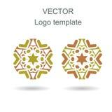 Abstract logo vector design template Stock Image