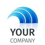 Abstract logo Stock Photography