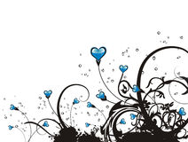Abstract love background Royalty Free Stock Image