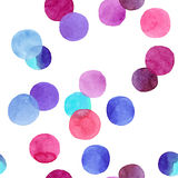 Abstract lovely cute beautiful artistic tender wonderful transparent bright red, pink, magenta, purple, violet, blue, indigo circl Royalty Free Stock Photo