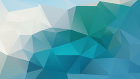 Abstract  Low Poly Background Royalty Free Stock Photos