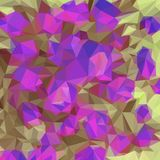 Abstract Low Poly Background Stock Photography