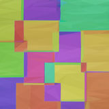 Abstract Low Poly Background Stock Image