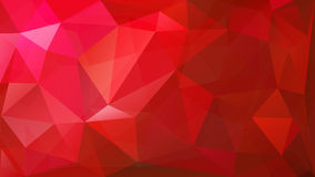 Abstract low poly background of triangles Royalty Free Stock Image