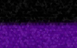 Triangular 3d, modern background vector illustration