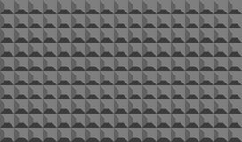 Abstract low poly black white texture Stock Images