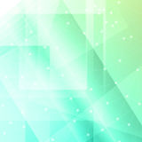 Abstract low poly design Stock Image