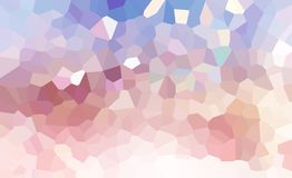 Abstract low poly shapes background royalty free stock photography